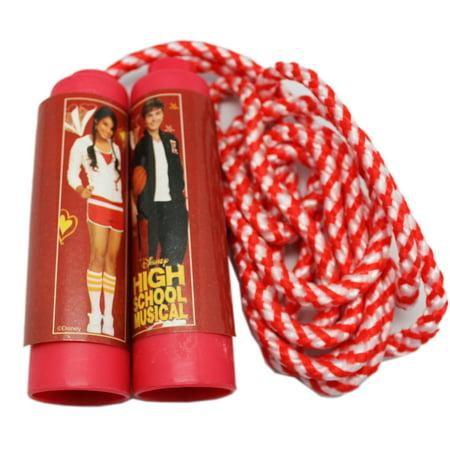 Disney's High School Musical Gabriella and Troy Kids Jump Rope - Gabriella High School Musical