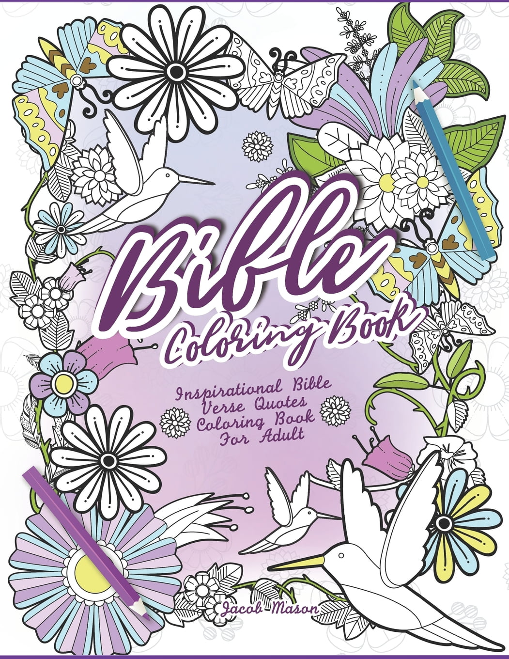 - Inspirational Coloring Books New Version: Bible Coloring Book:  Inspirational Bible Verse Quotes Coloring Book For Adult (Paperback) -  Walmart.com - Walmart.com