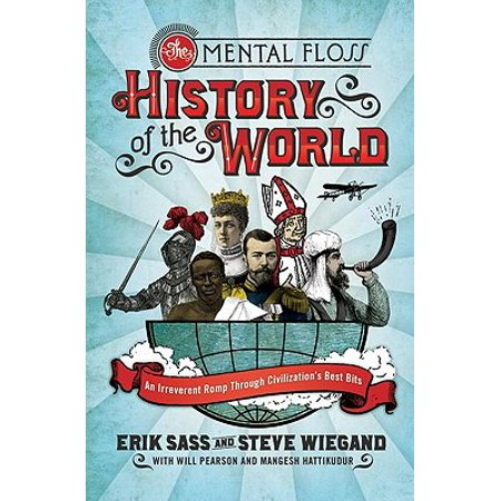 The Mental Floss History of the World - eBook