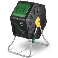 Miracle-Gro 18.5 Gal. Single Chamber Tumbling Composter