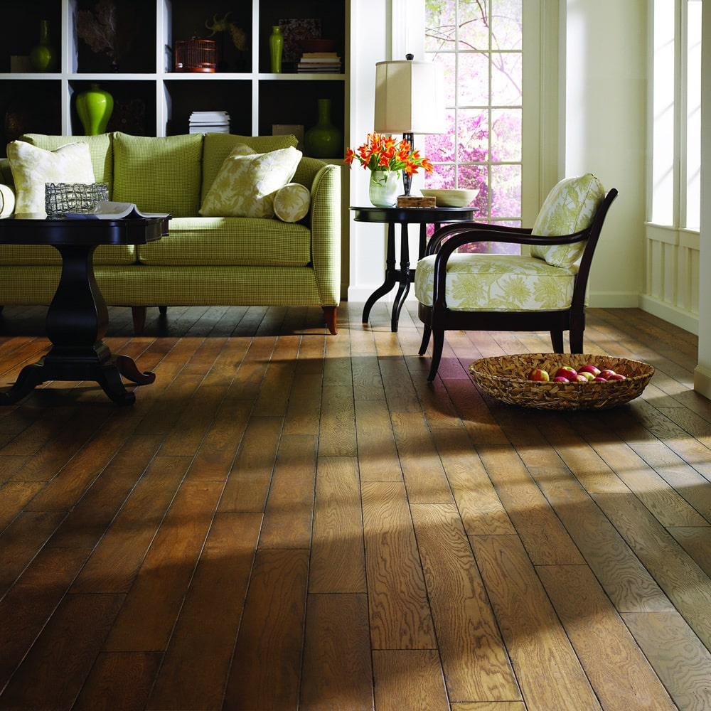 ENVI FLOORS Envi Antique Oak TG Engineered Hardwood Flooring (26.05 sq ft)