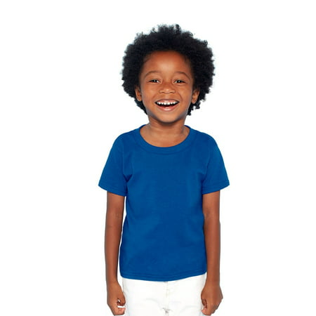 4t Tee - Branded Gildan Toddler Heavy Cotton 53 oz T-Shirt - ROYAL - 4T (Instant Saving 5% & more on min 2)