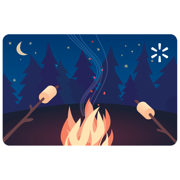 Marshmallow Roast Walmart eGift Card