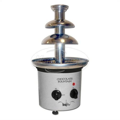 Koolatron Stainless Steel Chocolate Fountain by Overstock
