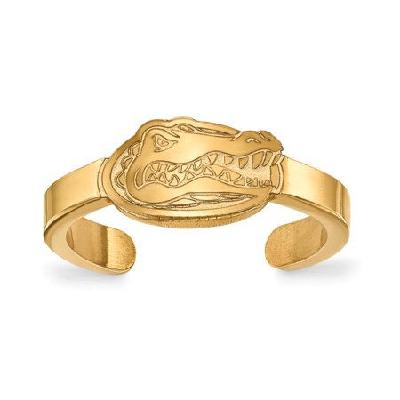 Florida Toe Ring (Gold Plated)