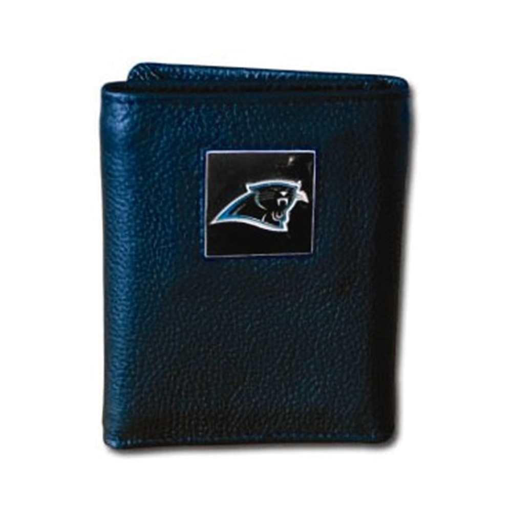 NFL Panthers Tri-fold Wallet