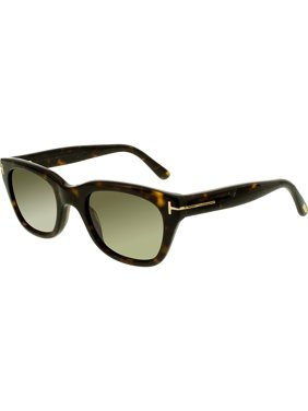 765ef72956 Product Image Tom Ford Men s Snowdon FT0237-52N-50 Brown Square Sunglasses