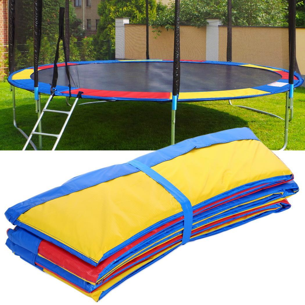 Trampoline Safety Pad EPE Foam Spring Cover 14 FT Frame  Replacement thickness 15 mm