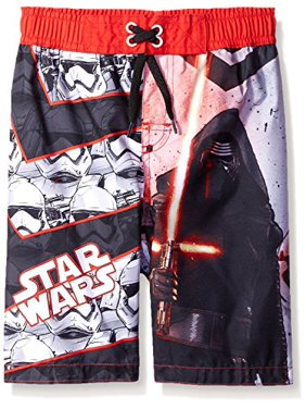 Star Wars Little Boys Swim Trunk