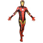 Ironman Zappar Adult Costume Morphsuit