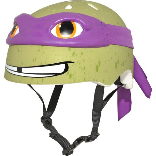 Nickelodeon Teenage Mutant Ninja Turtles Donatello Bike Helmet, Child
