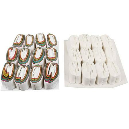12 PCS Mouth Coils Paper Magic Tricks Magic Prop Magician Supplies Toys - image 4 of 7