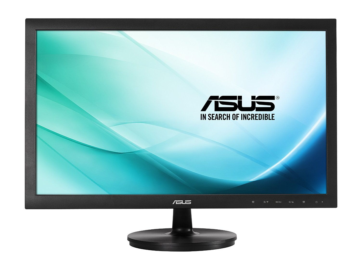Refurbished - Asus VS247H-P 23.6 LED Backlight Widescreen LCD Monitor 300cd/m2 50000000:1