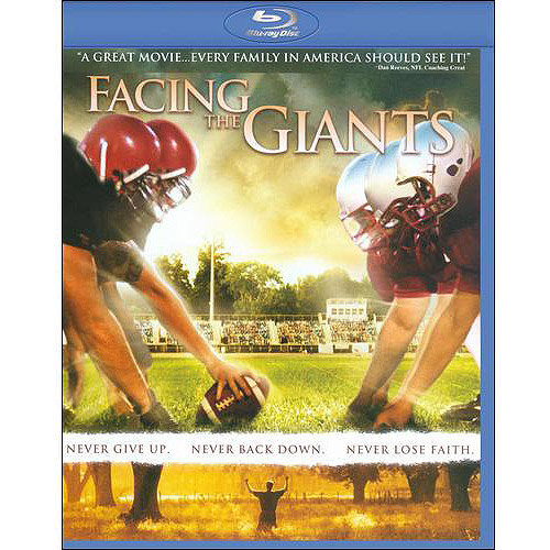 Facing The Giants (Blu-ray) (Widescreen)