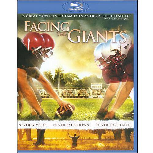 Facing The Giants (Blu-ray) (Widescreen)