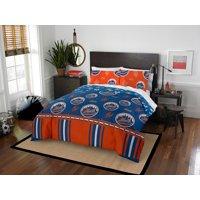 New York Mets Queen Bed In Bag Set