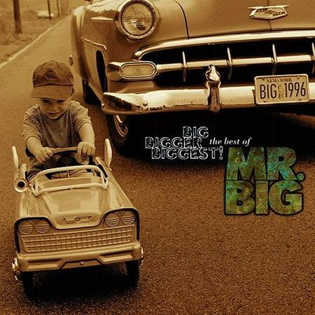 - Big, Bigger, Biggest! (CD)