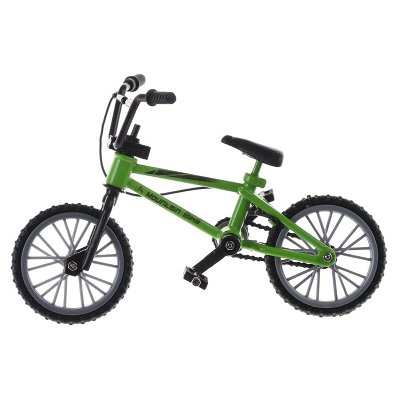Mini 1:10 Alloy Bicycle Model Diecast Metal Finger Mountain bike Racing Toy