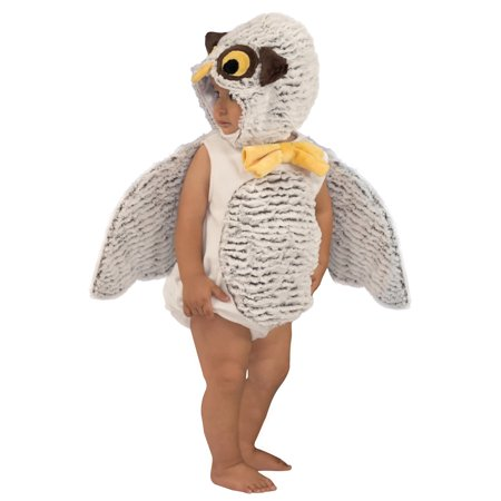 Oliver the Owl Toddler Costume