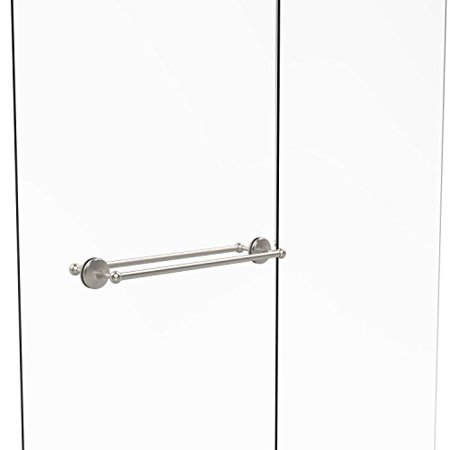 monte carlo collection 24 inch back to back shower door towel bar. Black Bedroom Furniture Sets. Home Design Ideas