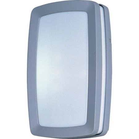 - Maxim Lighting Zenith EE - Two Light Wall Mount, Platinum Finish with White Glass