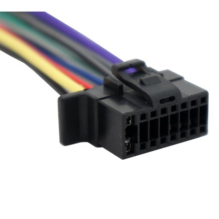 - Harmony Audio HA-SONY16B Sony Aftermarket Replacement 16 Pin Radio Wire Harness