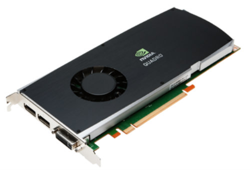 VCQFX3800-PCIE-PB NVIDIA Quadro FX 3800 by PNY 1GB GDDR3 PCIE x16 by NVIDIA