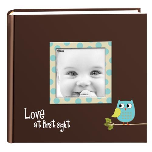 Pioneer Photo Albums 200 Pocket Baby Owl Cover Photo Album Set Of 2