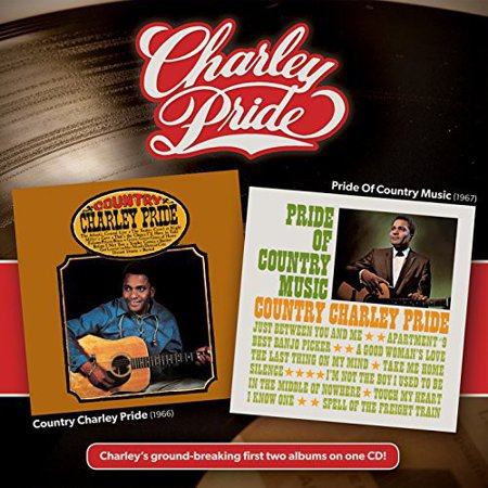 Country Charley Pride / Pride of Country Music