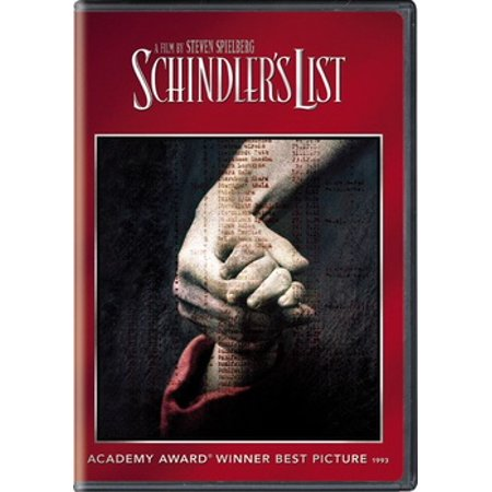 Schindler's List (DVD) (List Of Negative Effects Of Social Media)