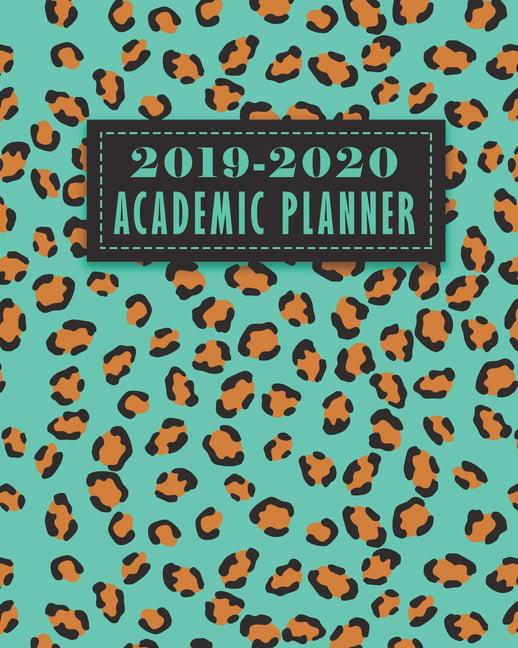 Leopard 2020 Wall Calendar ID:10839