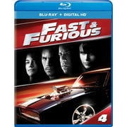 Fast and Furious (2009) (Blu-ray)