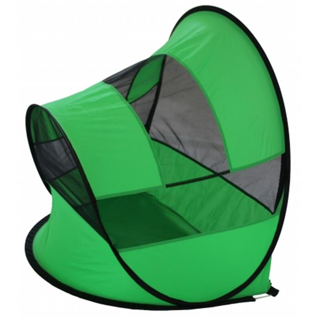 Modern Curved Collapsible Outdoor Pet Tent, One Size
