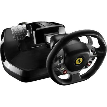 Thrustmaster Ferrari Vibration GT Cockpit 458 Italia Edition - Cable - PC, Xbox 360 - Force Feedback
