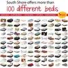 "South Shore SoHo Full/Queen Headboard (54""/60""), Multiple Finishes"