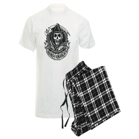 CafePress - Sons Of Anarchy - Men's Light Pajamas