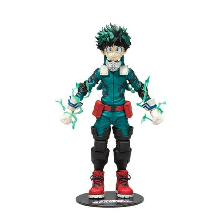 McFarlane Toys My Hero Academia Izuku Midoriya Action Figure Real Action Hero Figure