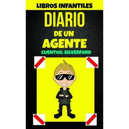 Libros Infantiles: Diario De Un Agente (Cuentos: Silverford) - - Ideas Para Fiestas De Halloween Infantiles