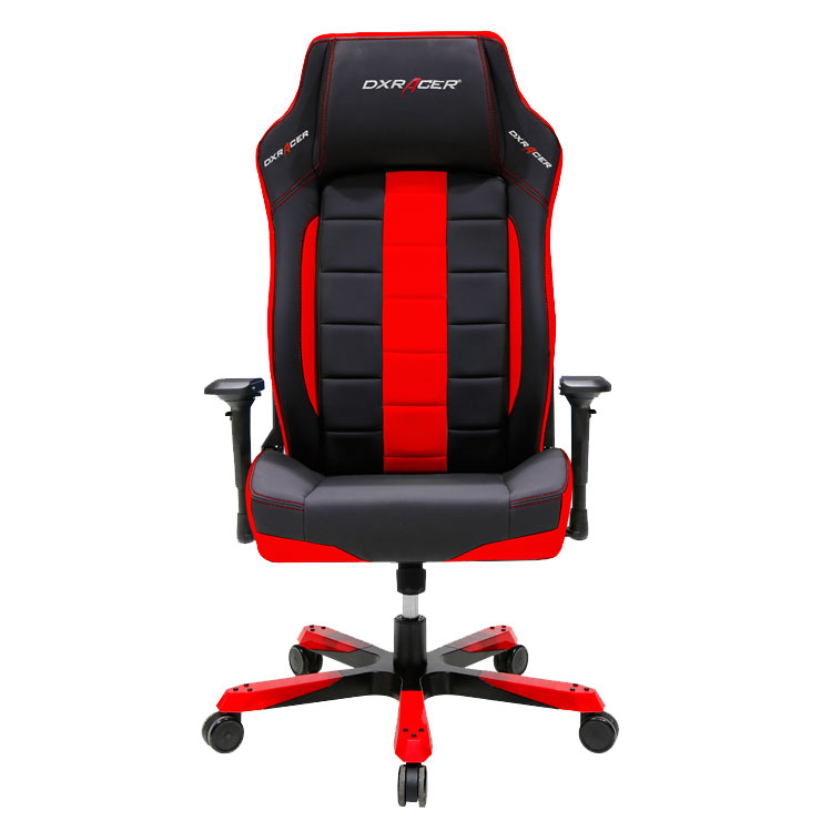 DX Racer DXRacer OH/BF120/N Big and Tall Executive Chair Leather Style Vinyl Office Chairs(Multiple Colors)