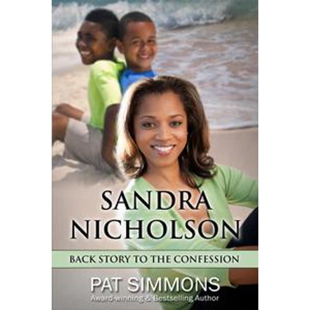 Sandra Nicholson Backstory to The Confession - eBook (Sandra Halloween 1)
