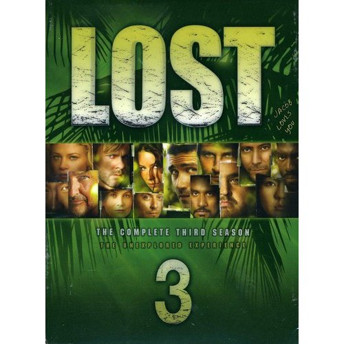 Lost: The Complete Third Season (Unexplored Experience) (Widescreen)