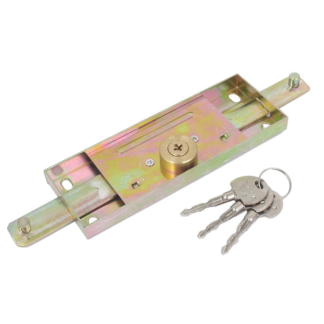 Warehouse Garage Security Vertical Locking Rolling Shutter Door Locks with Keys - image 1 of 2