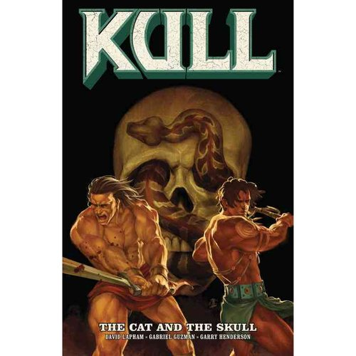 KULL TP VOL 03 THE CAT & THE SKULL (C: 0-1-2)