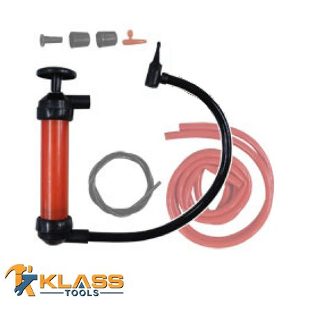 MULTI USE PUMP SIPHON