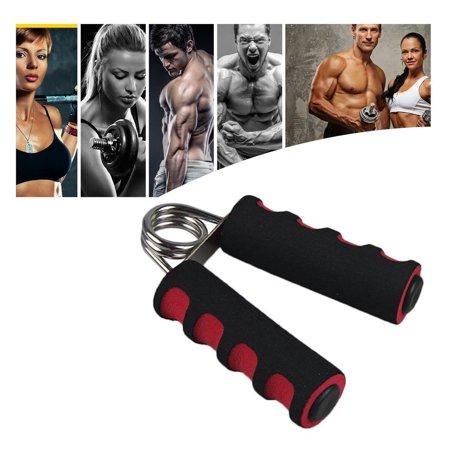 Spring Hand Grip Finger Strength Exercise Equipment Steel Sponge Forearm Health Builder Gym Household Training Tools - image 6 of 8