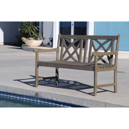 Tremendous Vifah Renaissance Eco Friendly 4 Foot Outdoor Hand Scraped Ocoug Best Dining Table And Chair Ideas Images Ocougorg