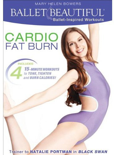 Ballet Beautiful: Cardio Fat Burn by Trimark Home Video