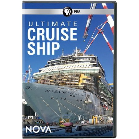 Nova: Ultimate Cruise Ship (DVD)