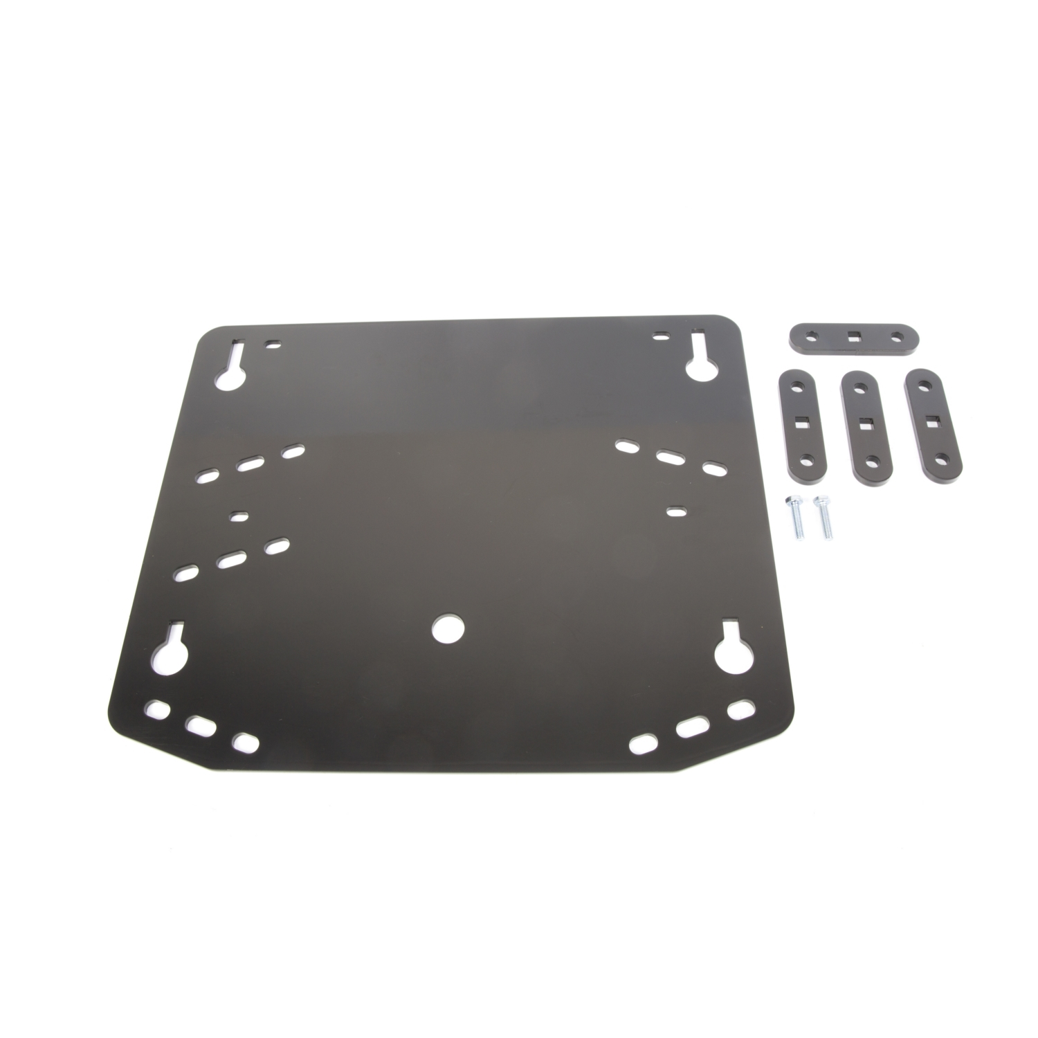 CLICK nGO CNG 2 Snow Plow Bracket for UTV Black  #374377