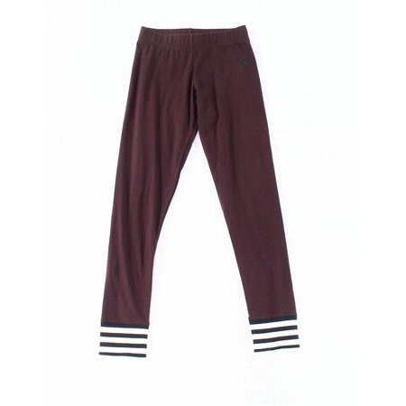 Cuff Leggings (Red Womens Large Striped Cuff Pull-On Casual Leggings $35)